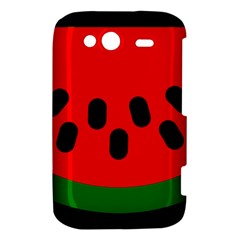 Watermelon Melon Seeds Produce HTC Wildfire S A510e Hardshell Case
