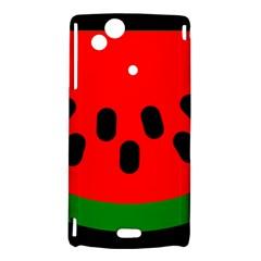 Watermelon Melon Seeds Produce Sony Xperia Arc