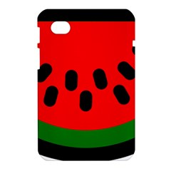Watermelon Melon Seeds Produce Samsung Galaxy Tab 7  P1000 Hardshell Case
