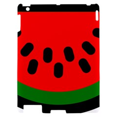 Watermelon Melon Seeds Produce Apple iPad 2 Hardshell Case