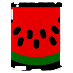 Watermelon Melon Seeds Produce Apple iPad 2 Hardshell Case (Compatible with Smart Cover)