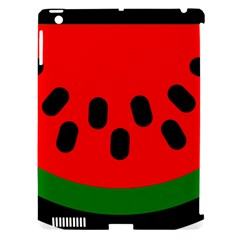 Watermelon Melon Seeds Produce Apple iPad 3/4 Hardshell Case (Compatible with Smart Cover)