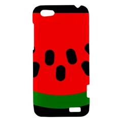 Watermelon Melon Seeds Produce HTC One V Hardshell Case