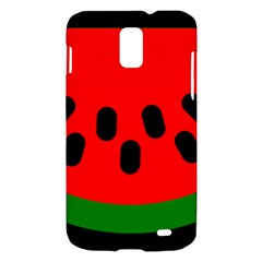 Watermelon Melon Seeds Produce Samsung Galaxy S II Skyrocket Hardshell Case