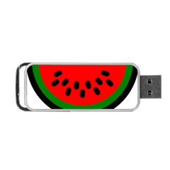 Watermelon Melon Seeds Produce Portable USB Flash (Two Sides)