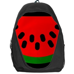 Watermelon Melon Seeds Produce Backpack Bag