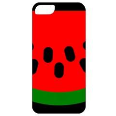 Watermelon Melon Seeds Produce Apple iPhone 5 Classic Hardshell Case