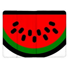 Watermelon Melon Seeds Produce Kindle Fire (1st Gen) Flip Case
