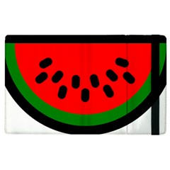 Watermelon Melon Seeds Produce Apple iPad 3/4 Flip Case