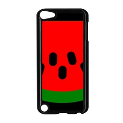 Watermelon Melon Seeds Produce Apple iPod Touch 5 Case (Black)