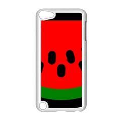 Watermelon Melon Seeds Produce Apple iPod Touch 5 Case (White)
