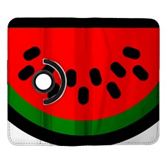Watermelon Melon Seeds Produce Samsung Galaxy Note II Flip 360 Case