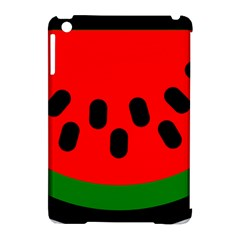 Watermelon Melon Seeds Produce Apple iPad Mini Hardshell Case (Compatible with Smart Cover)
