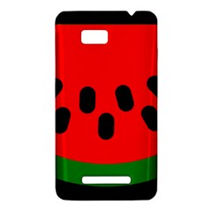 Watermelon Melon Seeds Produce HTC One SU T528W Hardshell Case