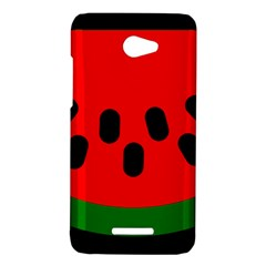 Watermelon Melon Seeds Produce HTC Butterfly X920E Hardshell Case