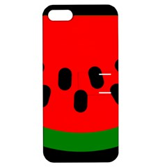 Watermelon Melon Seeds Produce Apple iPhone 5 Hardshell Case with Stand