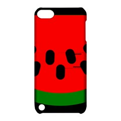 Watermelon Melon Seeds Produce Apple iPod Touch 5 Hardshell Case with Stand