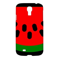 Watermelon Melon Seeds Produce Samsung Galaxy S4 I9500/I9505 Hardshell Case