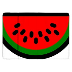 Watermelon Melon Seeds Produce Samsung Galaxy Tab 8.9  P7300 Flip Case