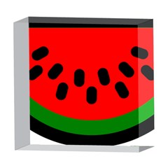 Watermelon Melon Seeds Produce 5  x 5  Acrylic Photo Blocks