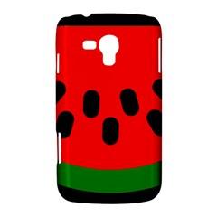 Watermelon Melon Seeds Produce Samsung Galaxy Duos I8262 Hardshell Case