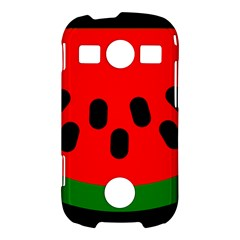 Watermelon Melon Seeds Produce Samsung Galaxy S7710 Xcover 2 Hardshell Case