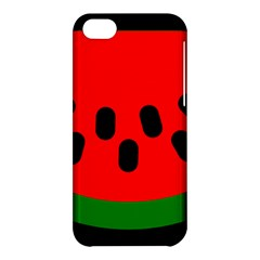 Watermelon Melon Seeds Produce Apple iPhone 5C Hardshell Case