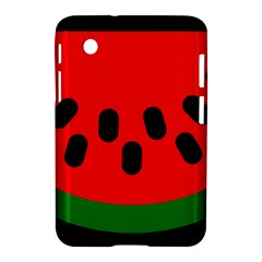 Watermelon Melon Seeds Produce Samsung Galaxy Tab 2 (7 ) P3100 Hardshell Case
