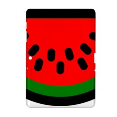Watermelon Melon Seeds Produce Samsung Galaxy Tab 2 (10.1 ) P5100 Hardshell Case