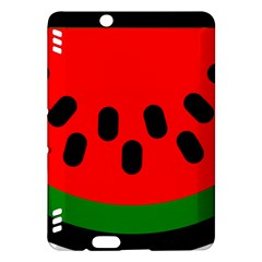 Watermelon Melon Seeds Produce Kindle Fire HDX Hardshell Case