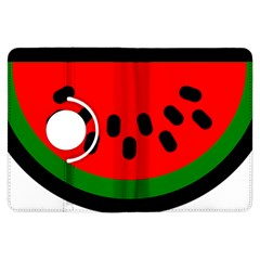 Watermelon Melon Seeds Produce Kindle Fire HDX Flip 360 Case