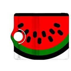 Watermelon Melon Seeds Produce Kindle Fire HDX 8.9  Flip 360 Case