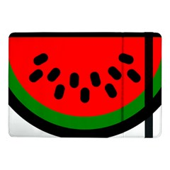 Watermelon Melon Seeds Produce Samsung Galaxy Tab Pro 10.1  Flip Case