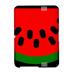 Watermelon Melon Seeds Produce Amazon Kindle Fire (2012) Hardshell Case