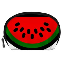 Watermelon Melon Seeds Produce Accessory Pouches (Large)