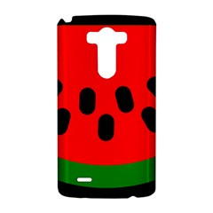 Watermelon Melon Seeds Produce LG G3 Hardshell Case