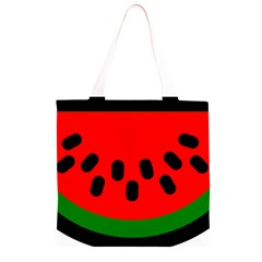 Watermelon Melon Seeds Produce Grocery Light Tote Bag