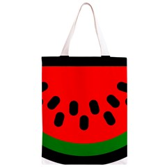 Watermelon Melon Seeds Produce Classic Light Tote Bag