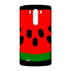 Watermelon Melon Seeds Produce LG G3 Back Case