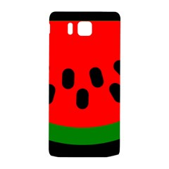 Watermelon Melon Seeds Produce Samsung Galaxy Alpha Hardshell Back Case