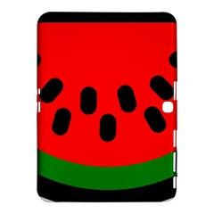 Watermelon Melon Seeds Produce Samsung Galaxy Tab 4 (10.1 ) Hardshell Case