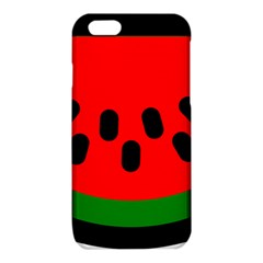 Watermelon Melon Seeds Produce iPhone 6/6S TPU Case