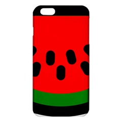 Watermelon Melon Seeds Produce iPhone 6 Plus/6S Plus TPU Case