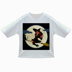 Witch Witchcraft Broomstick Broom Infant/Toddler T-Shirts