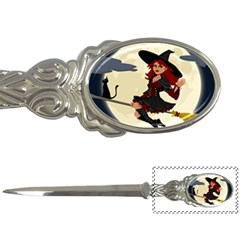 Witch Witchcraft Broomstick Broom Letter Openers