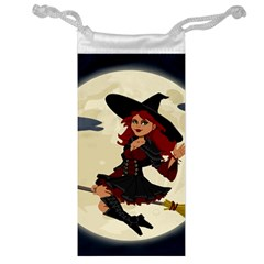 Witch Witchcraft Broomstick Broom Jewelry Bags