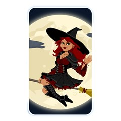 Witch Witchcraft Broomstick Broom Memory Card Reader