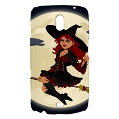 Witch Witchcraft Broomstick Broom Samsung Galaxy Nexus i9250 Hardshell Case