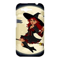 Witch Witchcraft Broomstick Broom HTC Rhyme