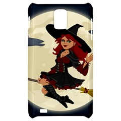 Witch Witchcraft Broomstick Broom Samsung Infuse 4G Hardshell Case